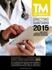 DIRECTORIO SANITARIO 2015 1