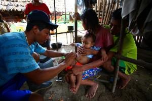 Objetivo es mantener o mejorar cobertura de vacunación