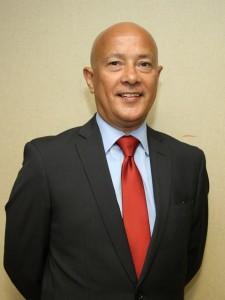 Presidente de Comsalud  Mario Mongilardi