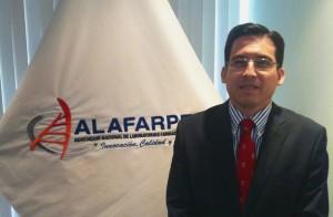 Óscar Seclén- Presidente de ALAFARPE 2014- 2015