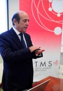 Solon King Presidente Ejecutivo de TMS