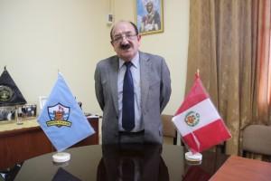 ENTREVISTA A JOSÉ LUIS ORCASITAS JARA DIRECTOR GENERAL DEL HOSPITAL CARRIÓN