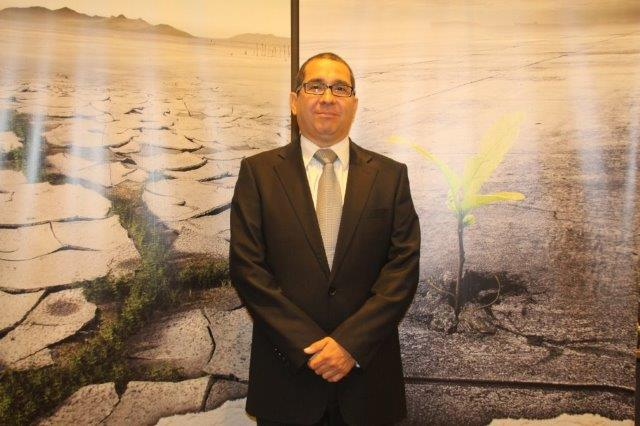 Antonio Lujan, Gerente General Perú