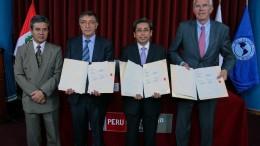 Minsa firma convenio con la World Diabetes Foundation y Organización Panamericana de la Salud para fortalecer primer nivel de atención