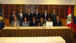 Durante Foro Internacional del GTM Contrafalme que contó con la participación de autoridades y representantes de la industria farmacéutica de ambos países