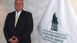 Fernando Stahl Roca presidente Fundación Instituto Hipólito Unanue (FIHU)